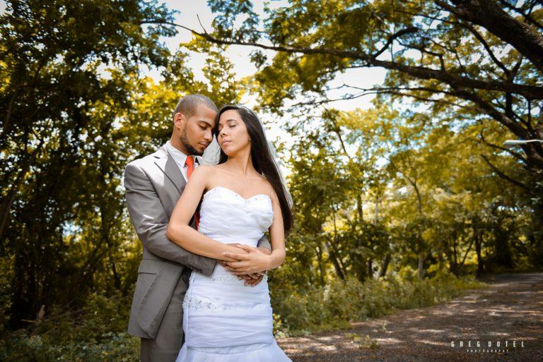 Fotografo de bodas y sesion de novios en el mirador norte santo domingo republica dominicana