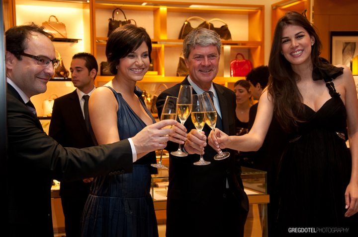 Inauguración Louis Vuitton Santo Domingo