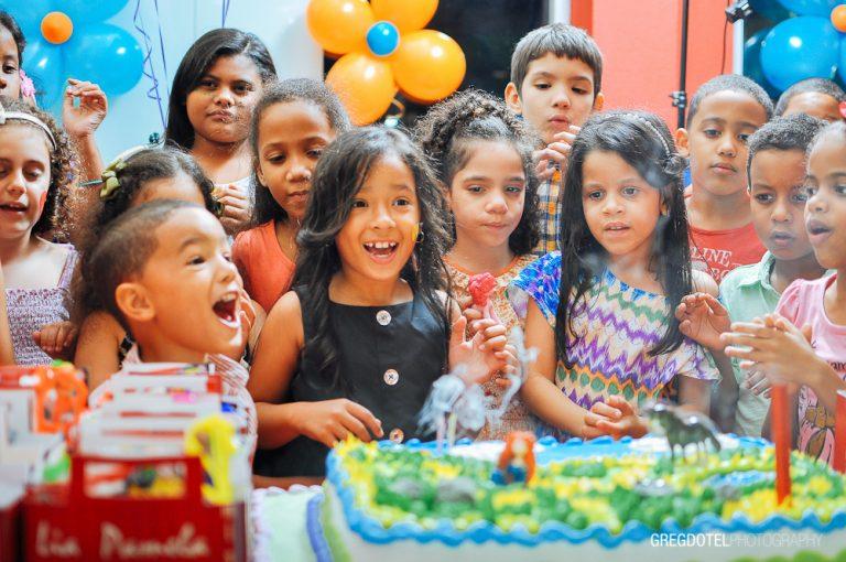 sesion de fotos de cumpleaños lia pamela santo domingo por greg dotel