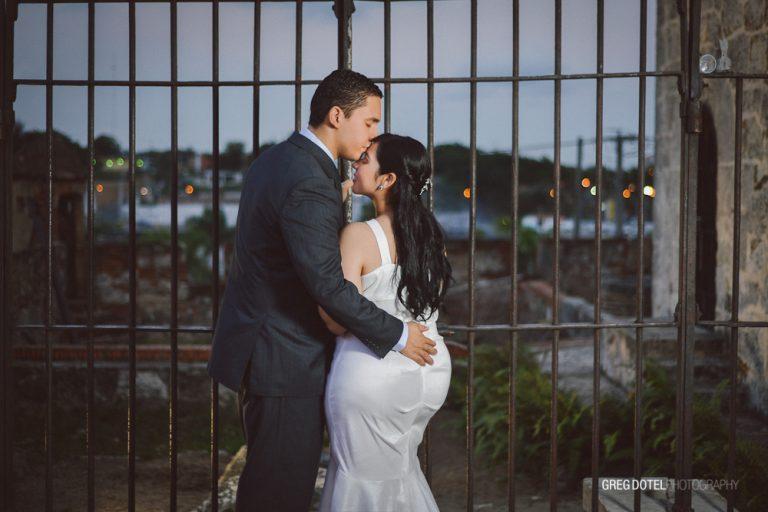 boda indhira y eduardo en santo domingo zona colonial por greg dotel photography