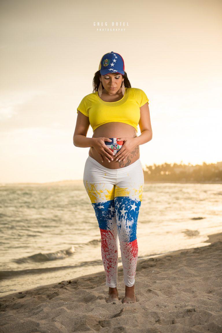 sesion de fotos de embarazo a Yulimar en santo domingo republica dominicana
