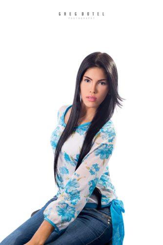 Pamela del Rosario, Candidata Miss República Dominicana 2014