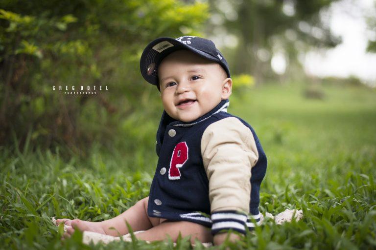sesión de bebes en santo domingo fotografo greg dotel photography