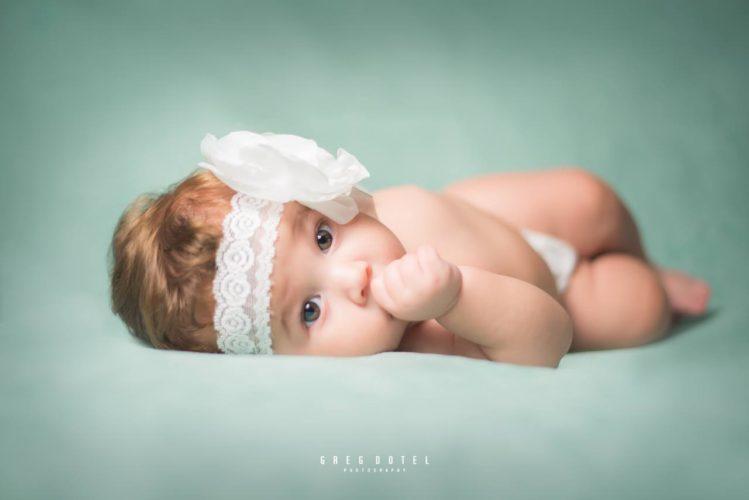 Fotos de bebé Sofia