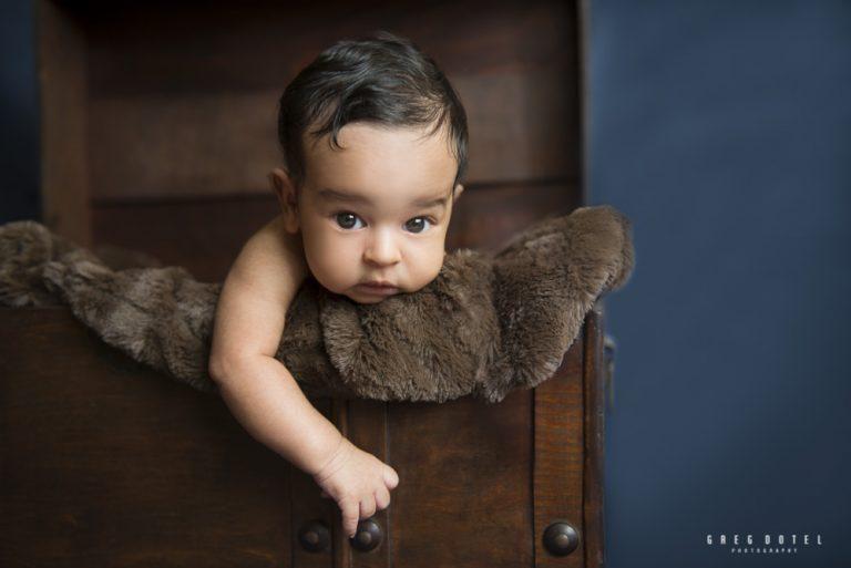 sesión de fotos de bebe a Jorge kamil en santo domingo por el fotografo dominicano greg dotel photography