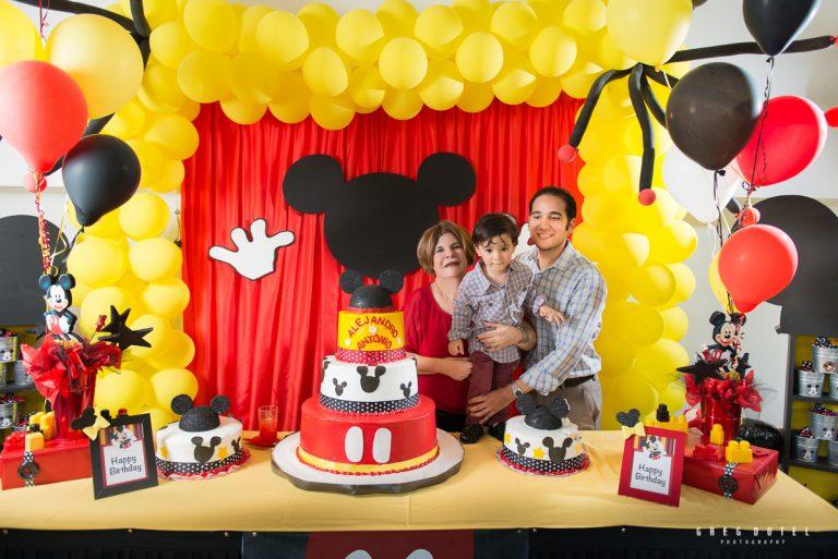 Cumpleaños del niño Alejandro Romero en La Romana, República Dominicana