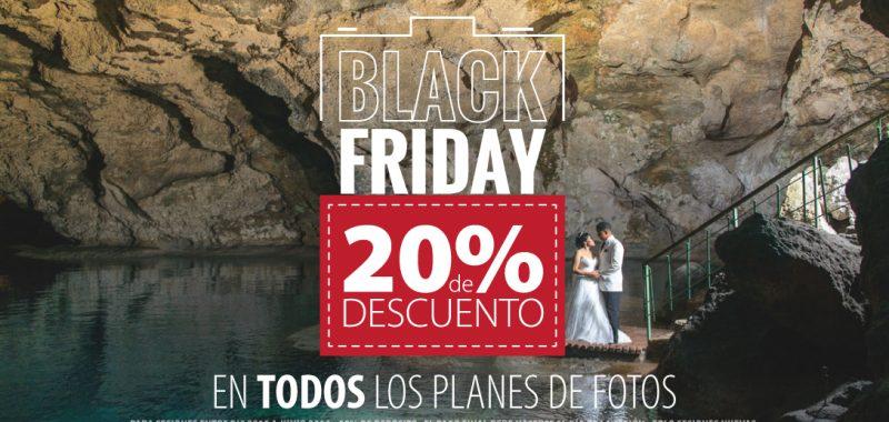 Oferta de Black Friday (20% de descuento)