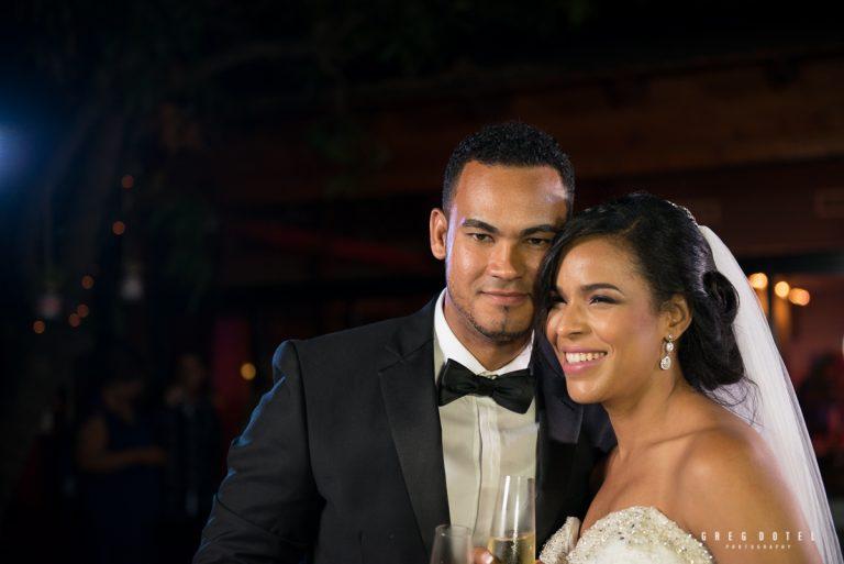 Boda de Leidy y Francis en Santo Domingo Republica Dominicana
