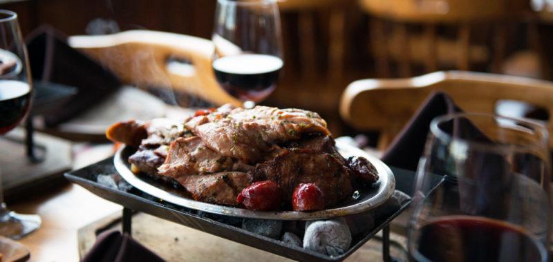 Fotos de platos de Madera Steak House