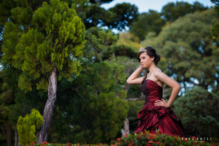 Quince Años Daniela, Jardín Botánico, Santo Domingo