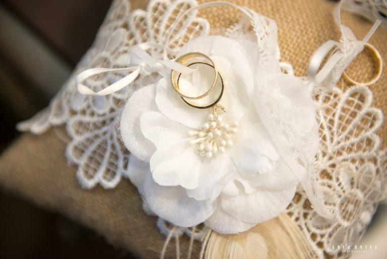 Fotografo profesional de bodas en Republica Dominicana con anillos de bodas