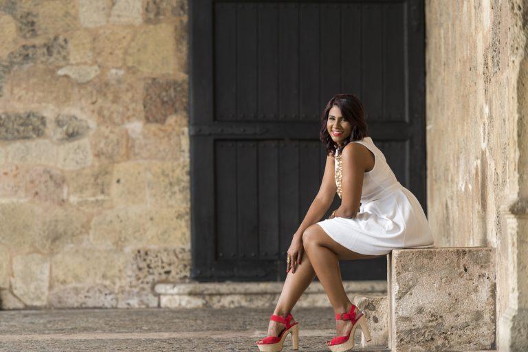 Sesión de fotos de retratos en la Zona Colonial de Santo Domingo, República Dominicana