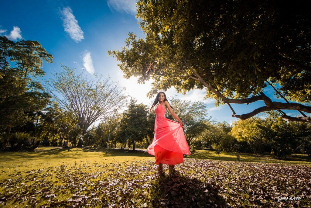 Requisitos para solicitar permiso para sesión de fotos en el Jardín Botánico de Santo Domingo, República Dominicana