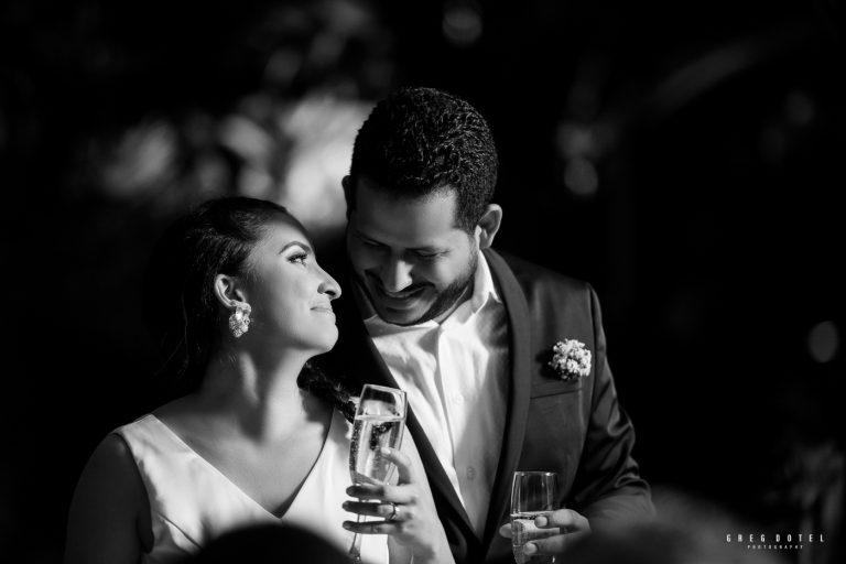 Boda de Jessica y Manuel en el Restaurante El Meson de la Cava en Santo Domingo