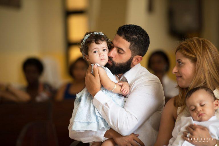 Fotografo de bautizo para niños en iglesias y parroquias en Santo Domingo República Dominicana