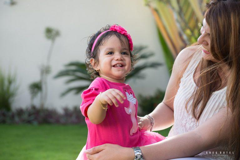 Cumpleaños de niños trillizos en Santo Domingo República Dominicana