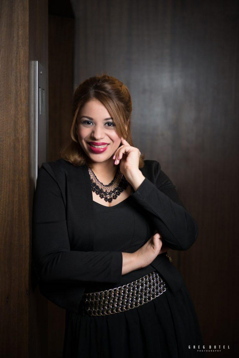 Retratos Corporativos Para Linda Valdez En Santo Domingo