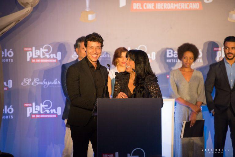 Cobertura de evento fotografia Lectura Premios Platino en Santo Domingo