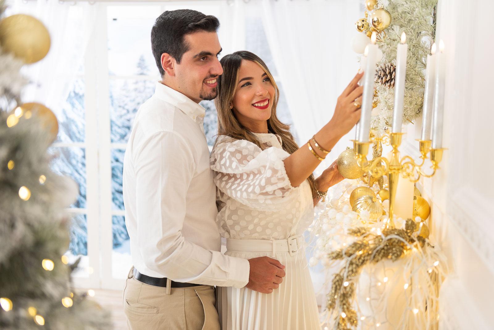 Set de fotos de navidad en Santo Domingo, Republica Dominicana